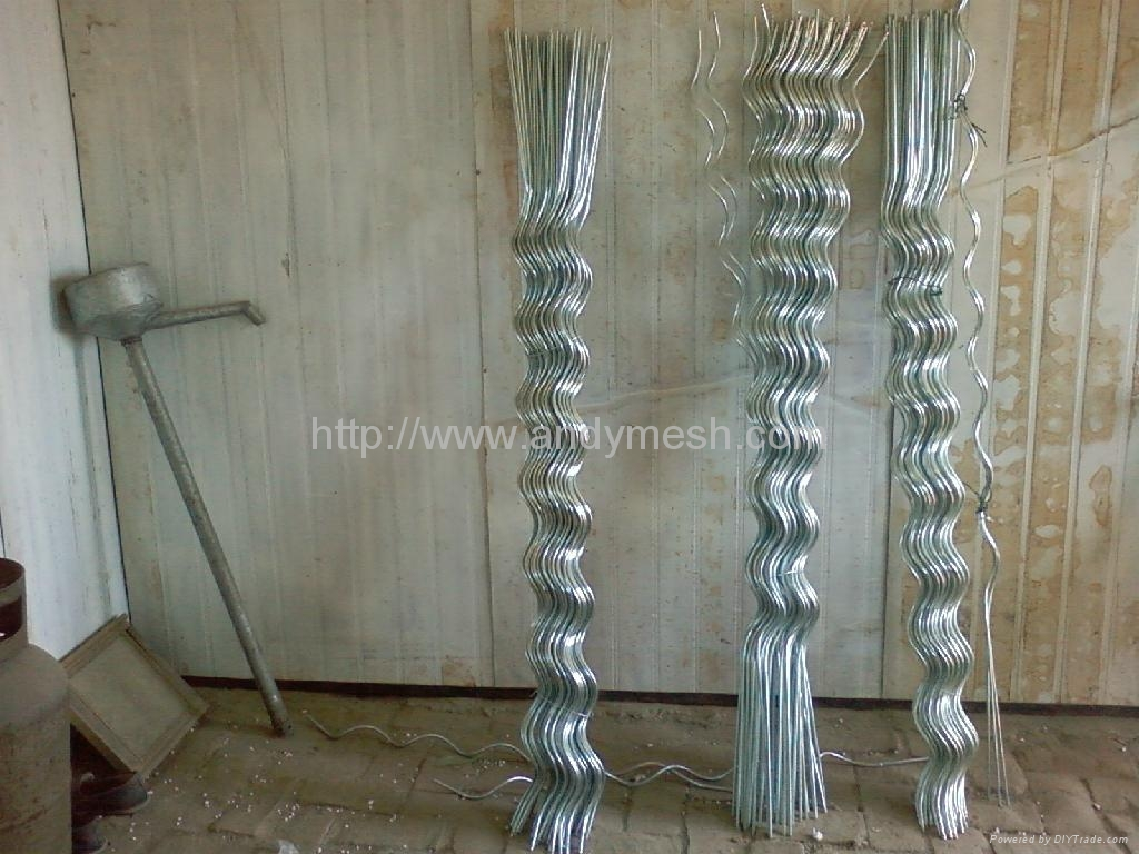 tomato spiral support wire - BJ-1 - Bojing (China) - Garden Tools ...