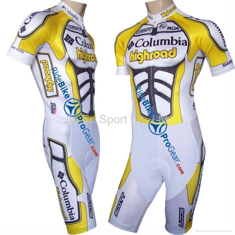 2011,Sport wear,Skin suit 1