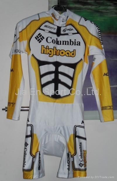 2011,Sport wear,Skin suit 2