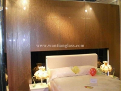 Wantian 3D magic glass in bedroom