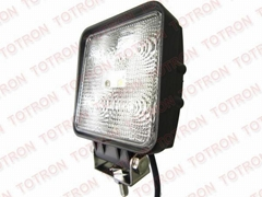 4inch 15W 9-32V Square LED Work Light