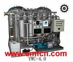 15ppm Bilge Oily Water Separator for Marine CCS EC MED certification