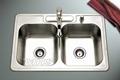 USA standard topmount kitchen sink