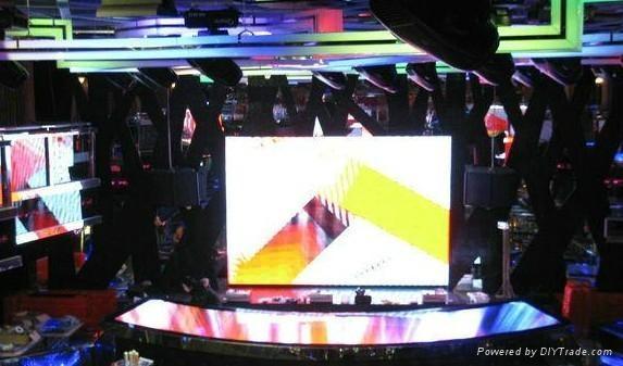 P4室內全彩顯示屏 1