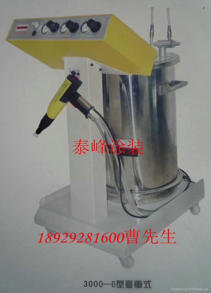 靜電噴塑機 1