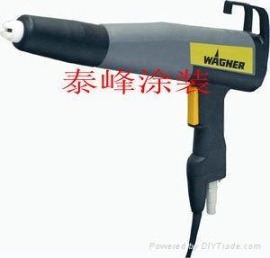 瓦格納爾粉末噴槍備件 5