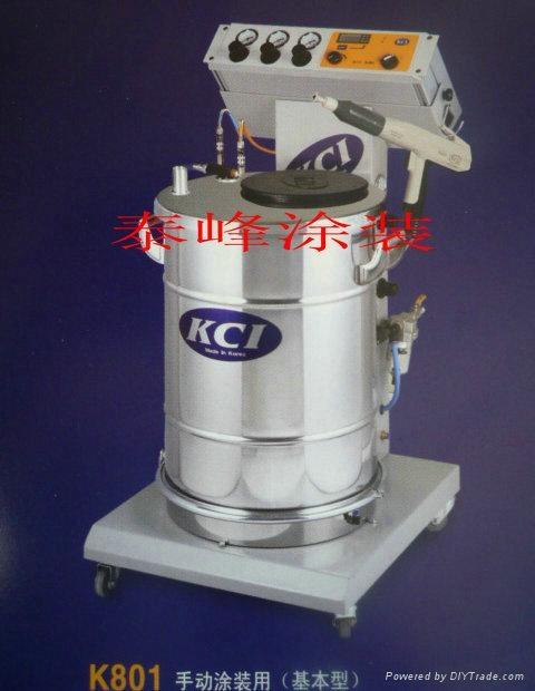 凱茜愛KCI靜電塗裝機配件 1