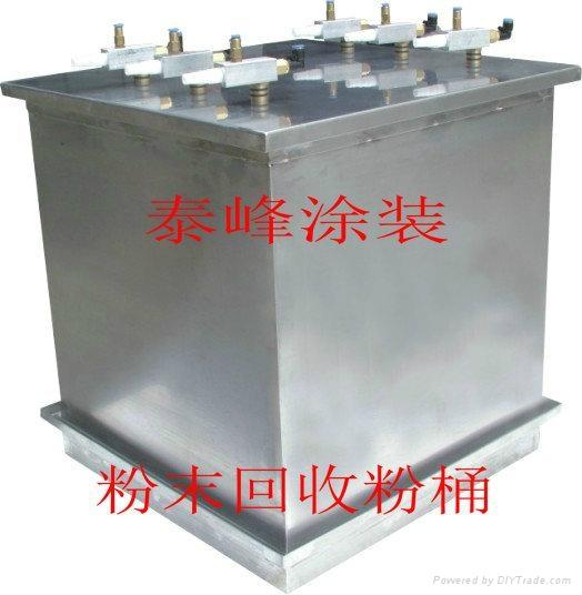 不鏽鋼流化粉桶 4