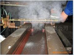 自行式機床導軌淬火設備全面升級