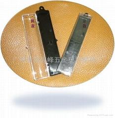 廠家供銷,圓形工藝透明塑料盒