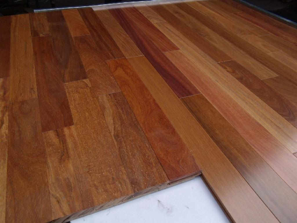Wood Flooring Product : Solid cumaru flooring jsc jesonwood china
