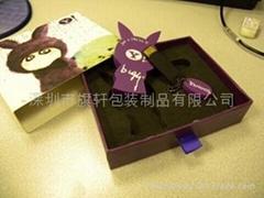 電子產品U盤包裝盒