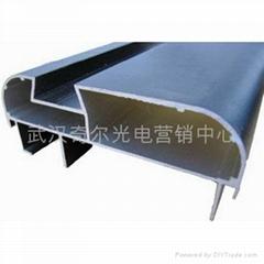 武漢奇爾批發LED顯示屏專用鋁型材(邊框)