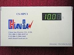 谦胜机电 CHAIN SAN CS-MPC1  加减速控制器