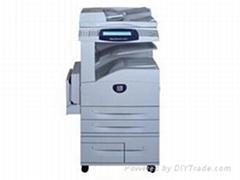 施乐黑白数码复印机