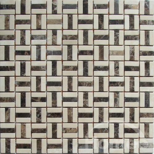 Stone Mosaic Tile Home Decoration From China Manufacturer 4