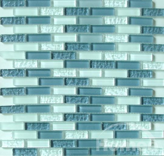 Stone Glass Mosaic Tile Bathroom From China Manufacturer
