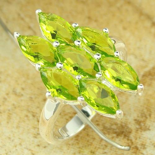 橄榄石戒指 1