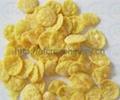 Snacks Flake Machine---fitness corn flakes processing line