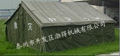 93型班用棉帳篷