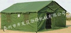 84型班用棉帳篷