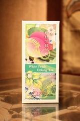 白桃鮮綠烏龍茶