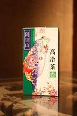 臺灣阿里山高冷烏龍茶