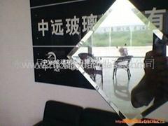 3.0mm float aluminum mirror