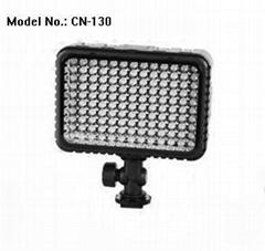 LED on-camera light
