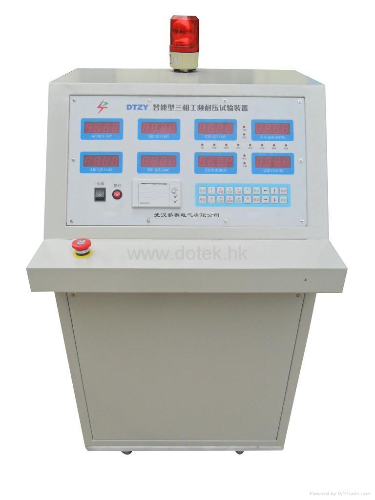 High Voltage Tester Manufacturers : High voltage tester dtzy dotek china manufacturer