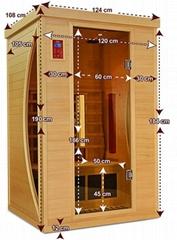 Indoor Sauna Room GW-Y201