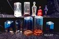各种高档精致塑料PET酒包装模