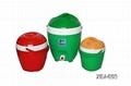 儿童可爱使用塑料垃圾桶模具 1