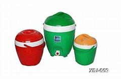 儿童可爱使用塑料垃圾桶模具