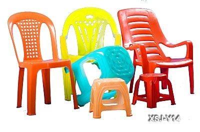 休闲实用塑料椅子凳子模具 1