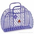 超市购物篮模具厂家制造 1