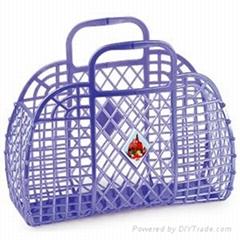 超市购物篮模具厂家制造