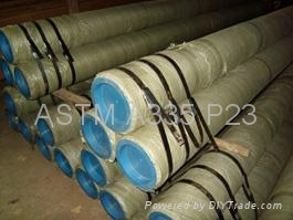 ASTM A335 P23 Alloy Seamless Steel Pipe 1