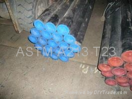 ASTM A213 T23 Alloy Seamless Steel Pipe 1