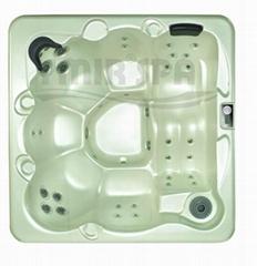 6-person spa,hot tub