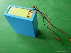 12V-40AH lithium iron phosphate battery