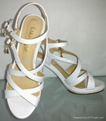 2011 new style lady shoes