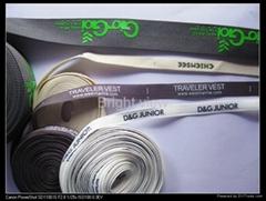 garmemt accessories printed tape