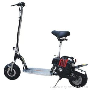 gas scooter 1