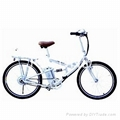 250W Lithium battery electric bicycle 1