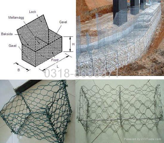铅丝石笼 1
