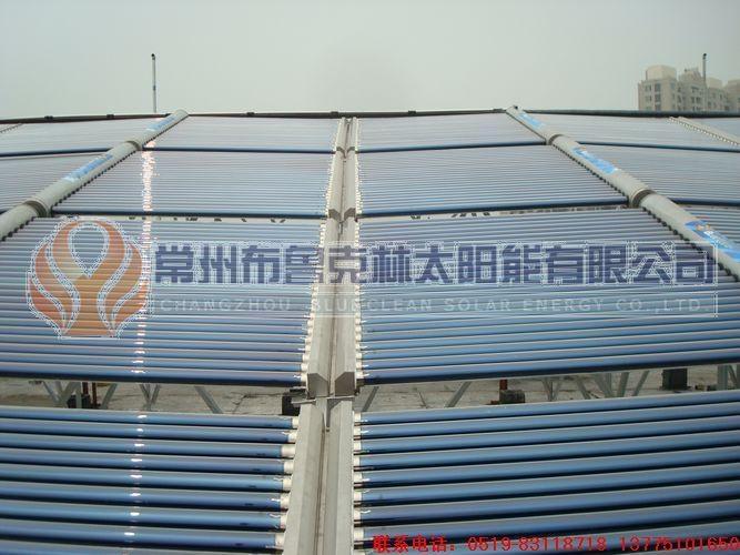 公寓阳台壁挂式太阳能热水系统 2
