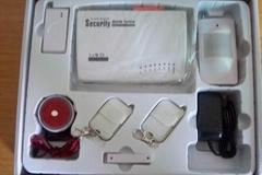 智能安防GSM防盗报警器