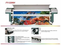 Infiniti/Challenger Seiko SPT 510 Solvent Printer FY-3206H