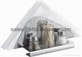 Salt,Pepper,Napkin Holder & Toothpick Holder Set 2